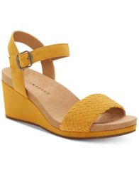 Image of Lucky Brand Women's Kennette Wedge Sandals