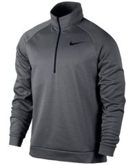 Image of Nike Men's Therma Quarter-Zip Training Sweatshirt
