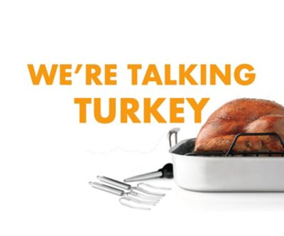 We're Talking Turkey