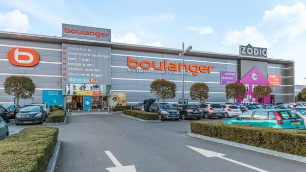 Photo du magasin Boulanger Ste Genevieve Des Bois