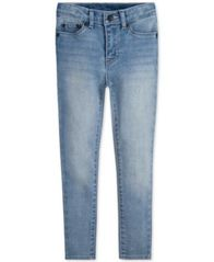 Image of Levi's® 710 Performance Super Skinny Jean, Little Girls (4-6X)