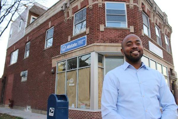 Joshua Mercer - We are Building a New Insurance Office