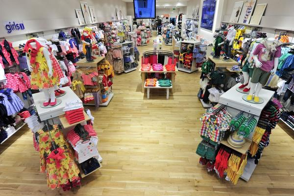 Mothercare White City store overview