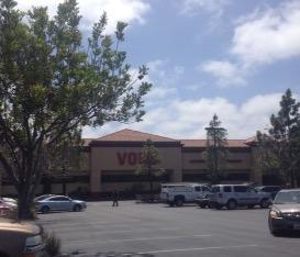 Vons Store Front Picture at 845 College Blvd in Oceanside CA