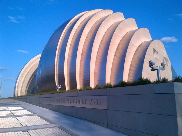 Phil Aitken - The Kaufman Center for the Performing Arts