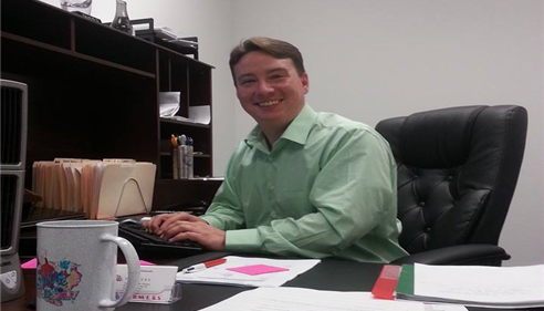 Bruce MacPherson is always smiling, dialing, and enjoys servicing YOU!