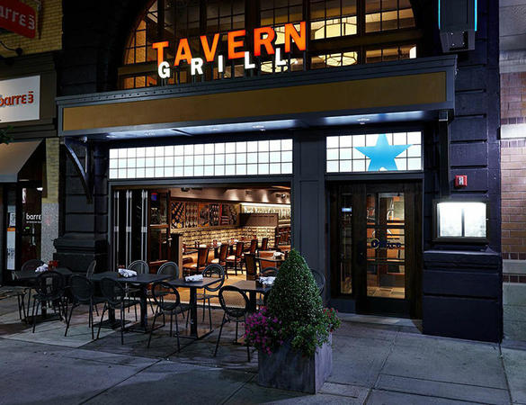 Tavern Grill store front