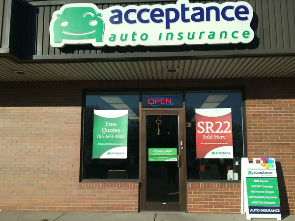 Acceptance Insurance - S Scatterfield Rd