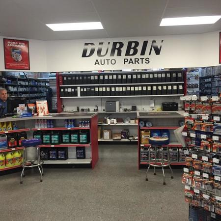 Carquest Durbin Auto Parts interior