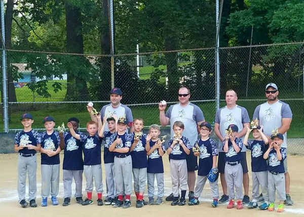 Wagner - Greene Agency - Support for Tulpehocken Baseball and Softball Club