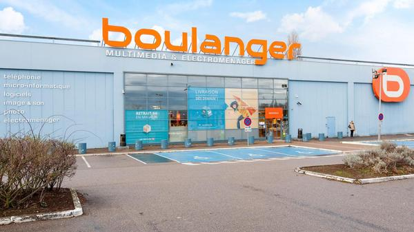 Photo du magasin Boulanger Lyon - St Priest