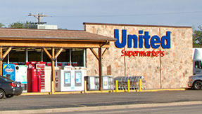 United Supermarkets N Broadway St Store Photo