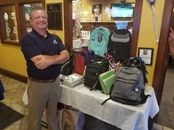 More than car insurance and home insurance - Mike Angles enjoys giving back to the community in Chantilly, VA.