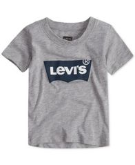 Image of Levi's® Little Boys Batwing Graphic-Print Cotton T-Shirt