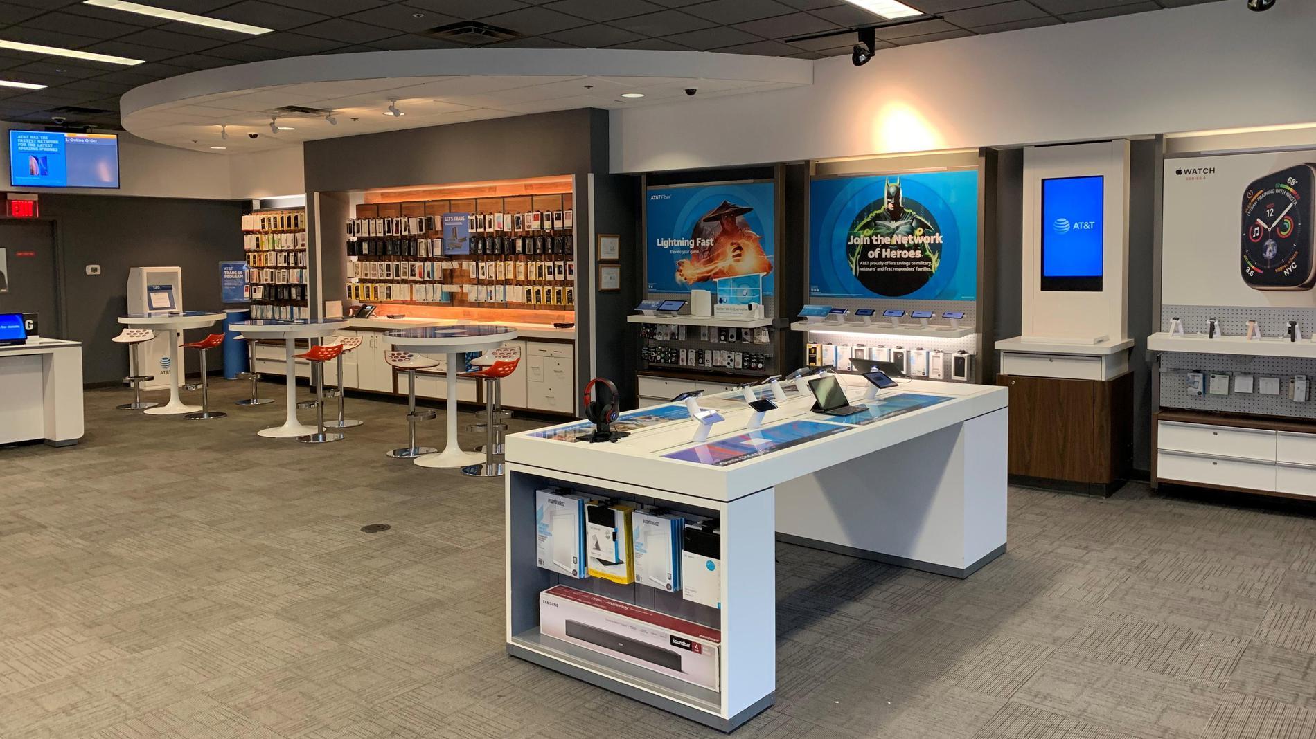 Att Store Cool Springs Franklin Tn
