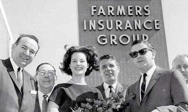 Do you think Don Draper was a Farmers® customer?