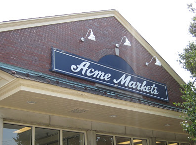 Acme Markets store front picture at 40 Ellis St in Haddonfield NJ