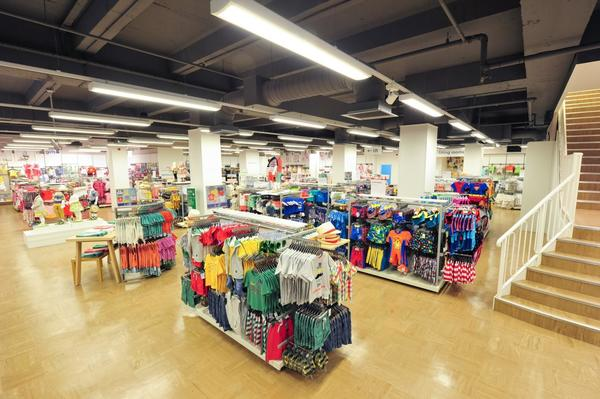 Mothercare St Enoch store overview