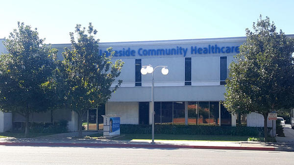 Exterior View of Lakeside West Covina Urgent Care