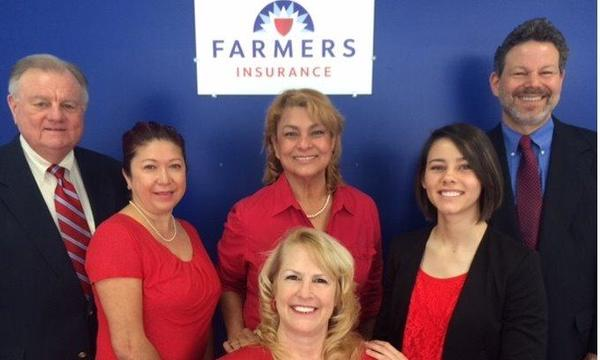 Farmers Agent Susan Rash and her wonderful staff members!