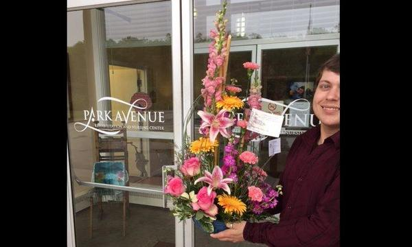 Free Flowers Delivered To Aristacare