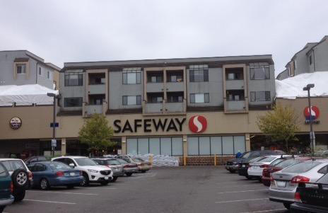 Safeway Store Front Picture at 4754 42nd Ave SW in Seattle WA