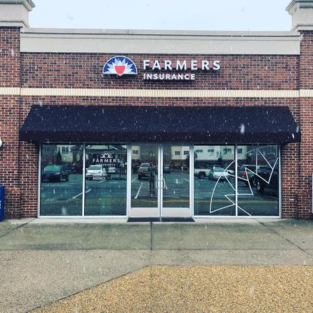 Exterior of Farmers office