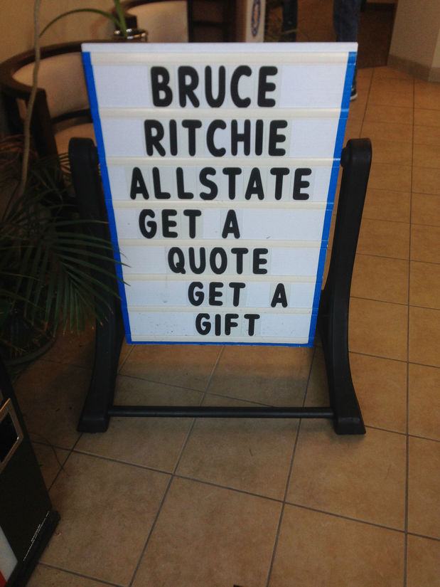 Bruce Ritchie - A Picture worth a Thousand Words