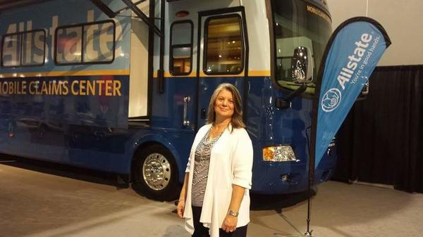 Renee Essary - The Allstate Catastrophe Team's rv