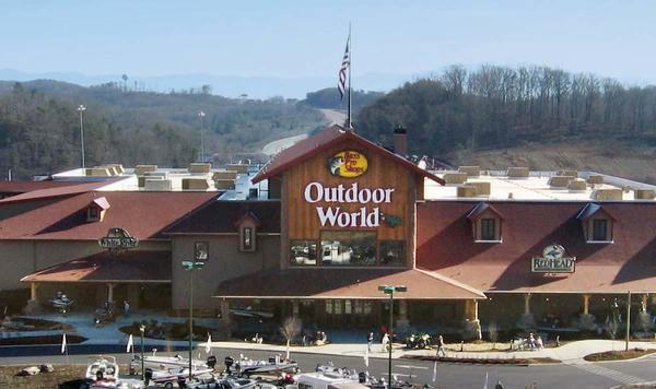 Bass Pro Shops 3629 Outdoor Sportsmans Place Kodak Tn Sporting