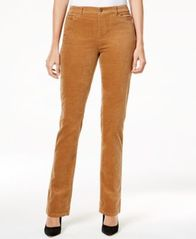 Image of Charter Club Lexington Corduroy Straight-Leg Pants, Created for Macy's