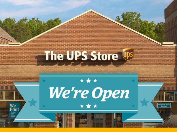 The UPS Store Vineyard Square, Sacramento: