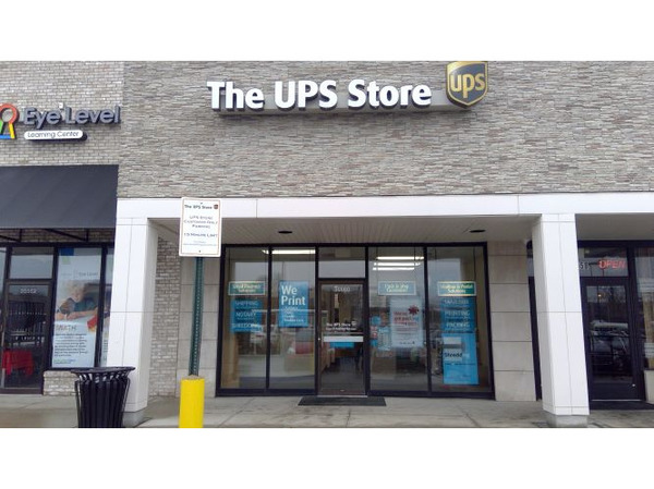 Facade of The UPS Store Farmington Hills