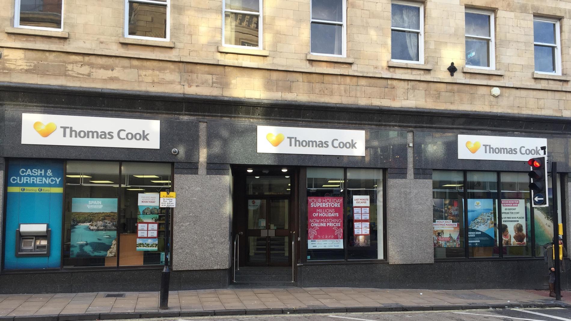 Thomas cook york travel store thomas cook