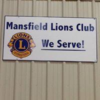Mansfield Lions Club helping local children