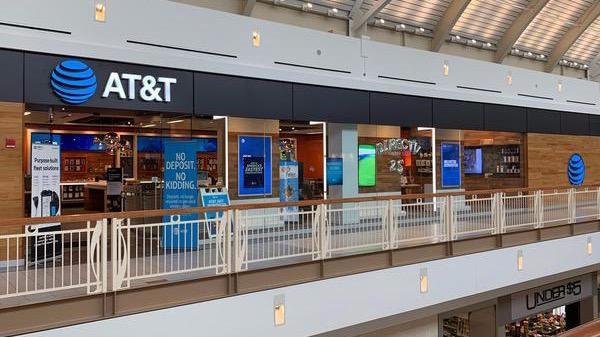 AT&T Store - Waterbury Mall - Waterbury, CT