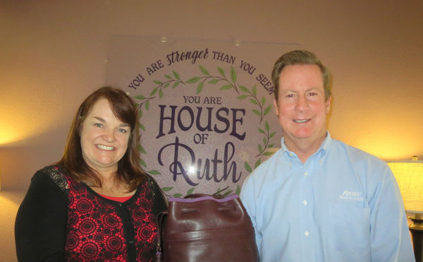 Jon Boulware - Allstate Foundation Helping Hands Grant for House of Ruth