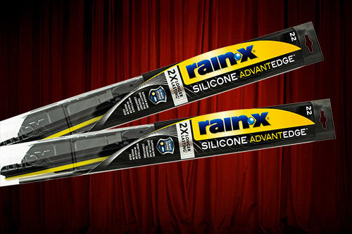 RainX Silicone AdvantEDGE Wipers