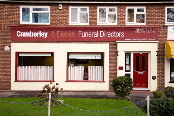 Camberley and District Funeral Directors