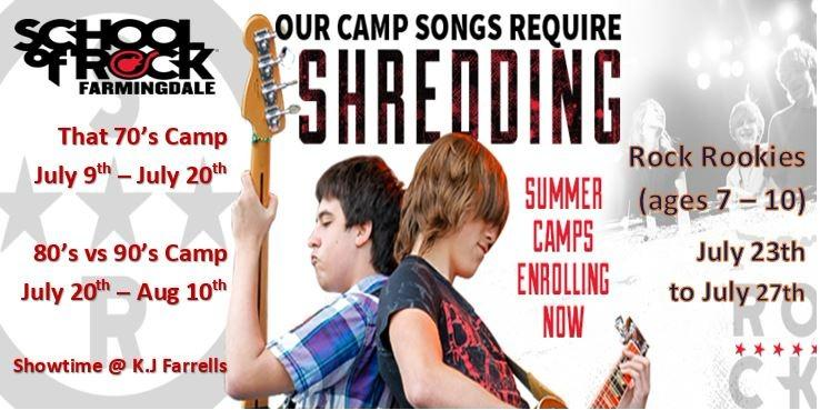Image of School of Rock Farmingdale Programs and Pricing