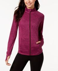 Image of Ideology Performance Zip Jacket, Created for Macy's