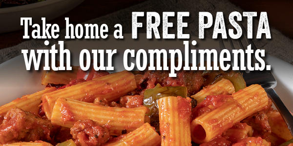 Bertucci's - September Take Home Pasta