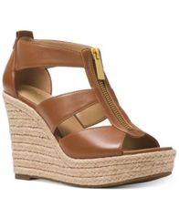 Image of MICHAEL Michael Kors Damita Platform Wedge Sandals
