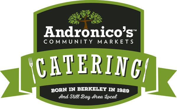 Andronico's' Catering!