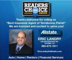 Eric Landry - Thank you for voting for our agency!