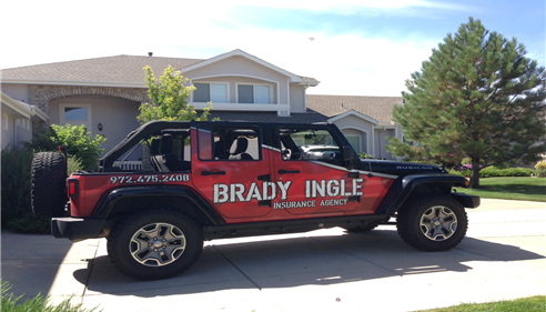 The Brady Ingle Rubicon Jeep Topless in Castle Rock, Colorado August 2013