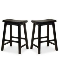 Image of Chermin Stool (Set Of 2), Quick Ship