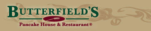 Butterfield's Pancake House & Restaurant