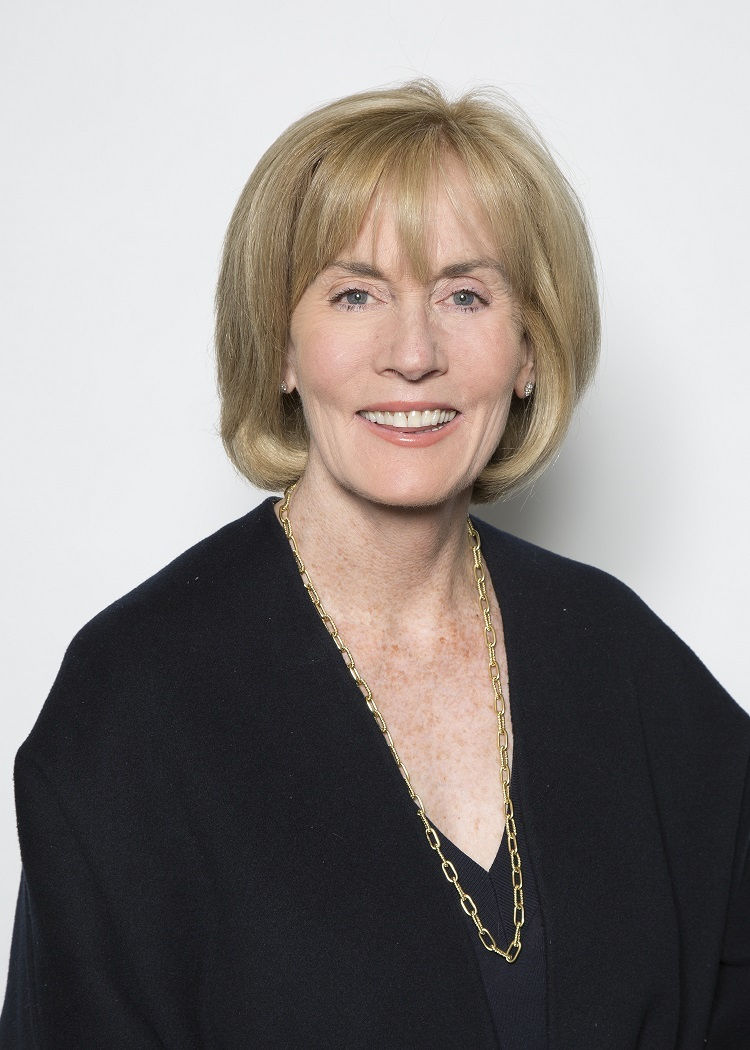 Photo of Pam McGinley - Morgan Stanley