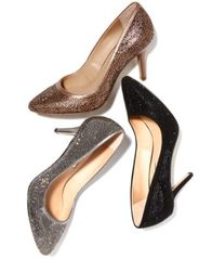 Image of I.N.C. Women's Zitah Rhinestone Pointed Toe Pumps, Created for Macy's